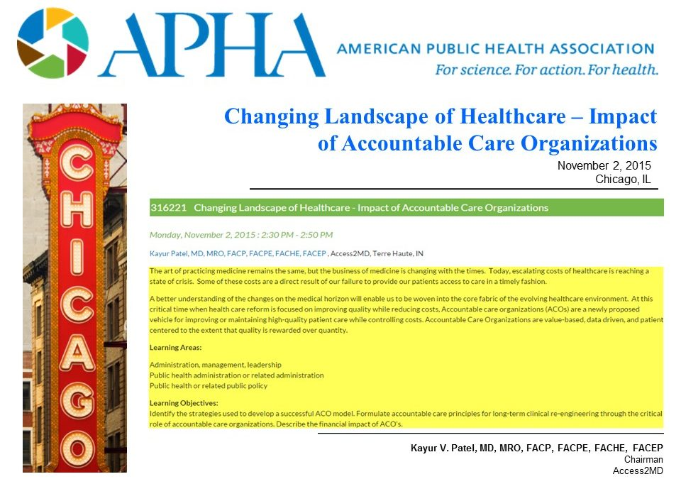 143rd American Public Health Association Annual Meeting and Exposition